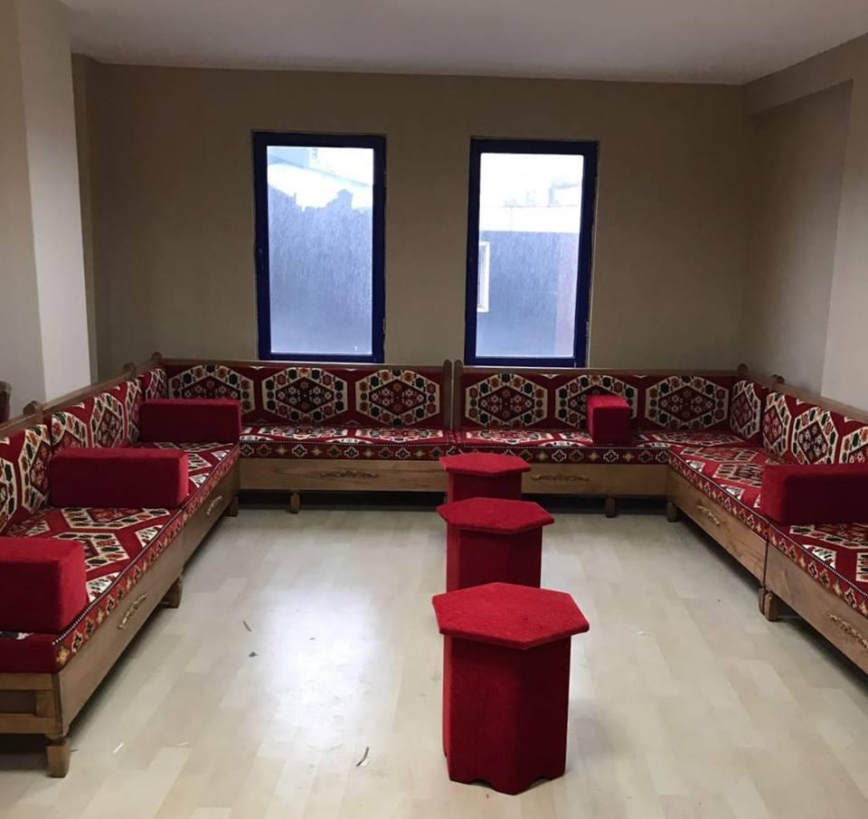 Ahşap Osmanlı Sedirleri