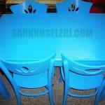 Kafe masa sandalye takımı
