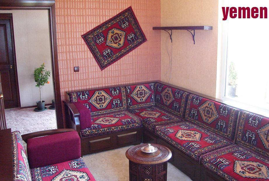Osmanli sedirleri