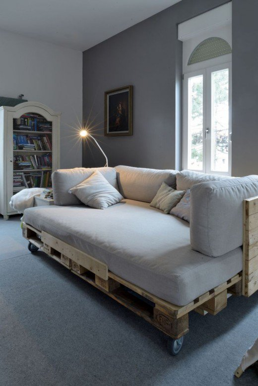 Palet sofa images