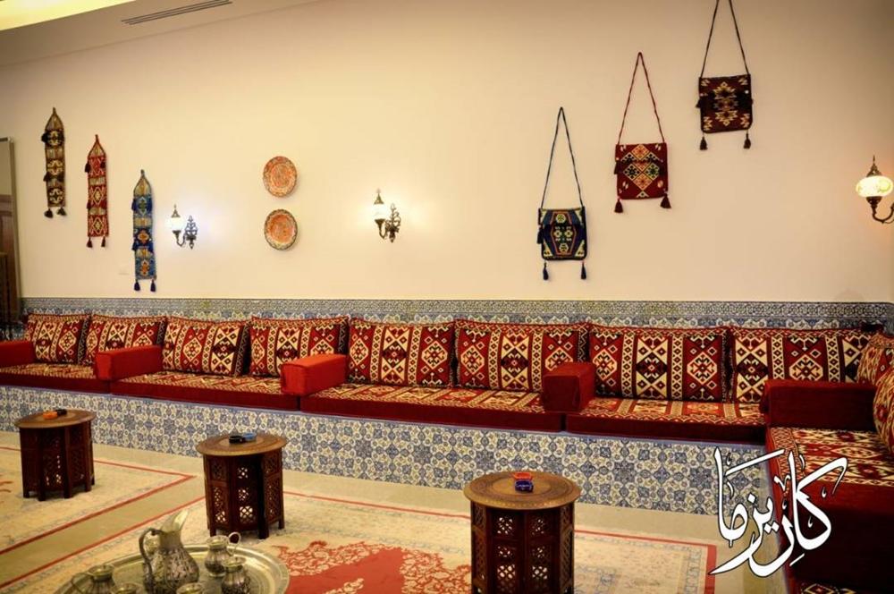 Sark odasi dekorasyonu
