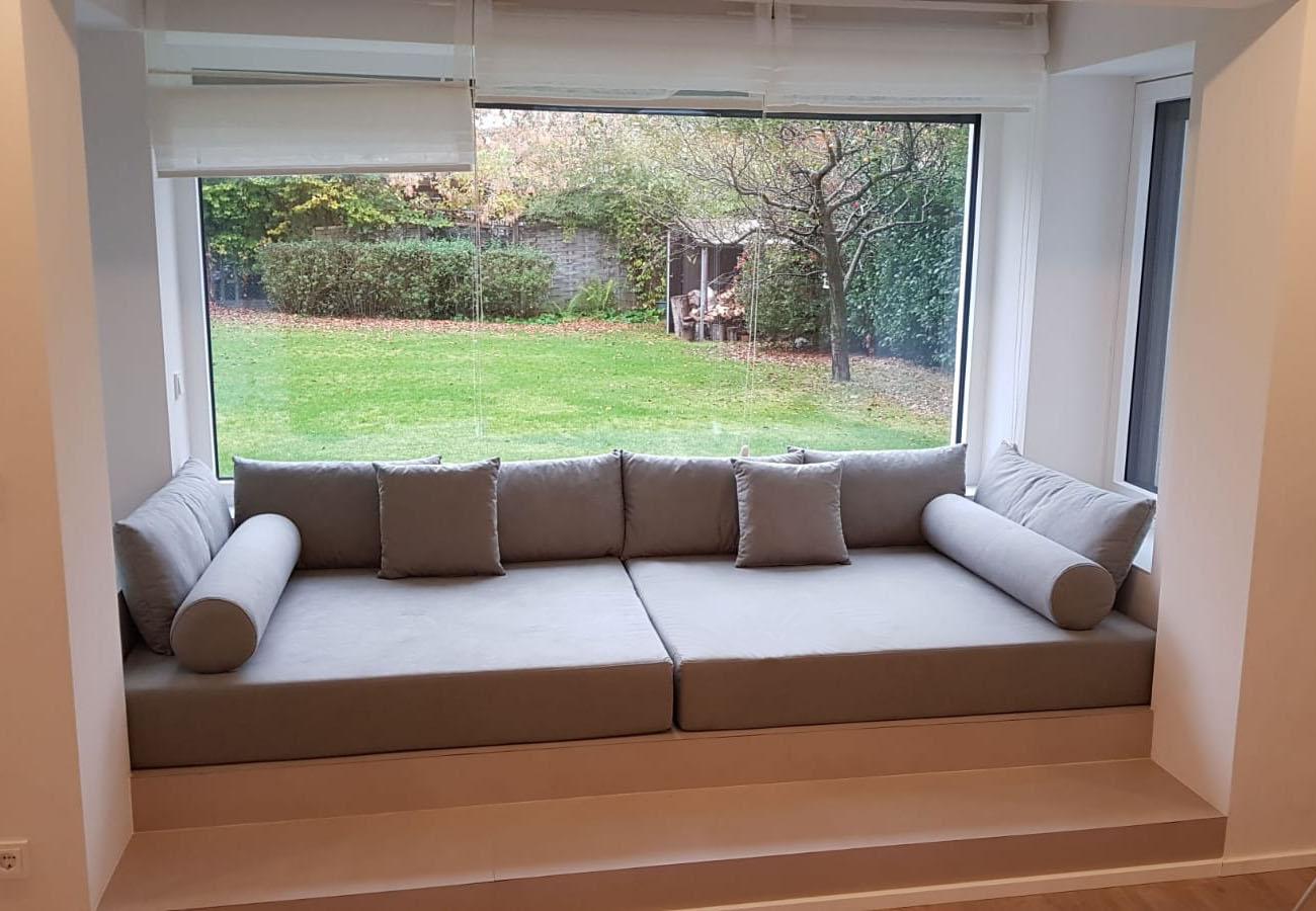 Pencere önü sedir modelleri